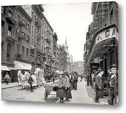 Картина США в начале XX века