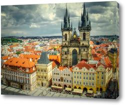 Постер Прага
