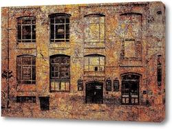 Постер Старое здание