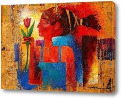 Картина Аромат тюльпана