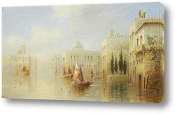 Картина Венецианские Каприччио