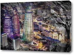 Постер Азербайджан, Баку
