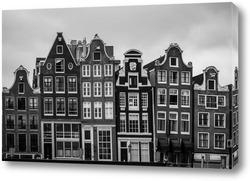 Постер Архитектура Нидерланды