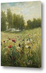 Картина Летнее цветение