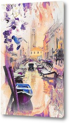 Постер Очаровательная Венеция
