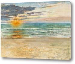 Картина Французские морские пейзажи