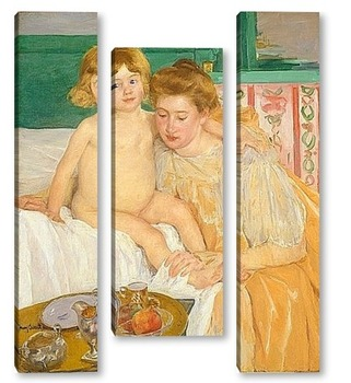 Модульная картина Мать и ребенок