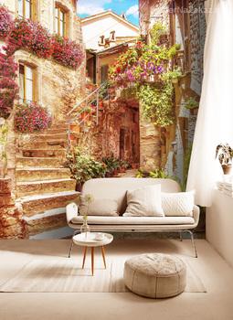 Фотообои Испанский дворик