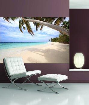 Фотообои Пальмы на экзотическом берегу