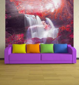 Фотообои Удивительный водопад