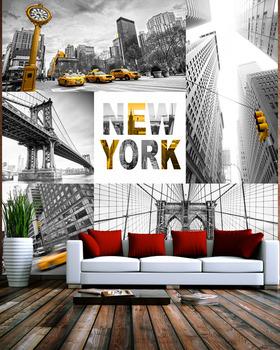 Фотообои Прогулка по Нью-Йорку
