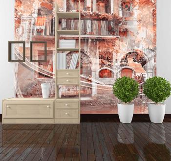 Фотообои домик в Венеции